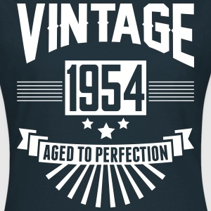 VINTAGE 1954 - Aged To Perfection  T-Shirts - Women's T-Shirt