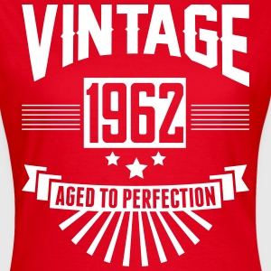 VINTAGE 1962 - Aged To Perfection  T-Shirts - Women's T-Shirt
