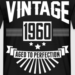 VINTAGE 1960 - Aged To Perfection  T-Shirts - Men's T-Shirt