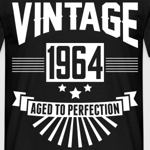 VINTAGE 1964 - Aged To Perfection  T-Shirts - Men's T-Shirt