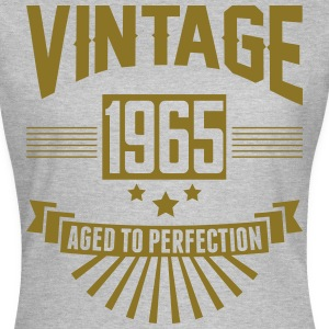 VINTAGE 1965 - Aged To Perfection  T-Shirts - Women's T-Shirt