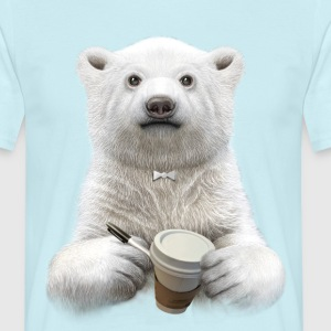 BARISTA (PLAIN) - Men's T-Shirt