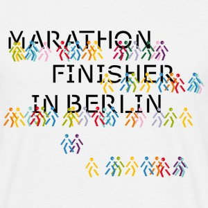 berlin_finisher_2 T-Shirts - Men's T-Shirt