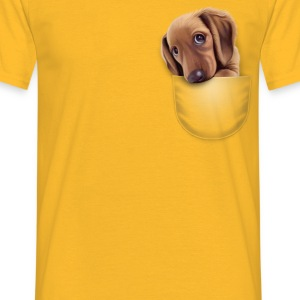 POCKET DOG 2016 - Men's T-Shirt