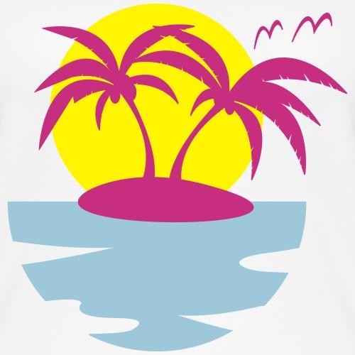 Island, Sun and Sea