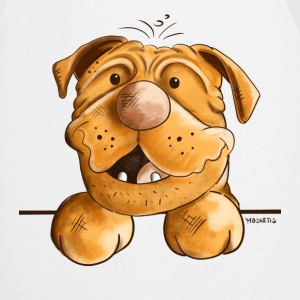 Happy Dogue de Bordeaux Tabliers - Tablier de cuisine