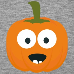 Happy Halloweenkürbis Topper - Premium singlet for kvinner