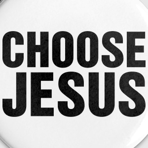 CHoose Jesus - Buttons small 25 mm