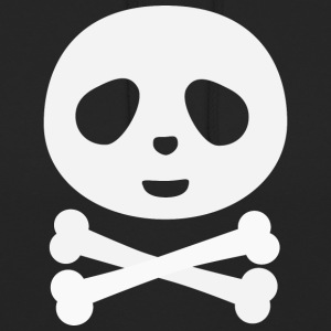 Kawaii Panda Pirate skull Sweat-shirts - Sweat-shirt à capuche unisexe