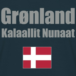 Grønland Expedition - blaues Survival Shirt - Männer T-Shirt