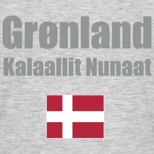 Grønland Expedition - graues Survival Shirt - Männer T-Shirt