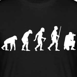 Photographer Eevolution - Männer T-Shirt