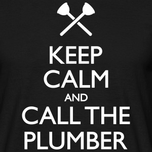 Call the plumber Tee shirts - T-shirt Homme