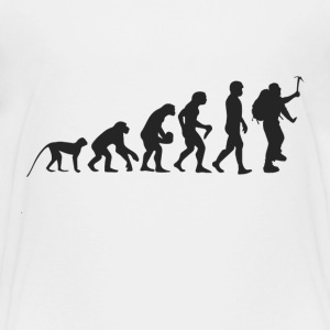 Evolution Mountaineer Shirts - Teenage Premium T-Shirt