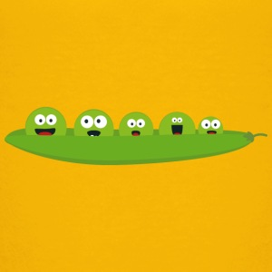 Peas in a pod Shirts - Teenage Premium T-Shirt