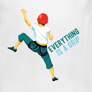 Everything is a Grip - Baby Bio-Langarm-Body