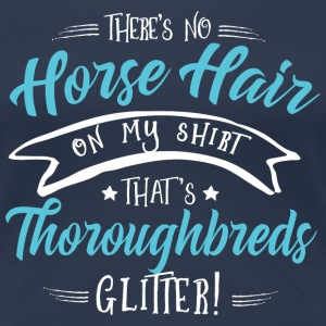Glitter Thoroughbreds  T-Shirts - Women's Premium T-Shirt