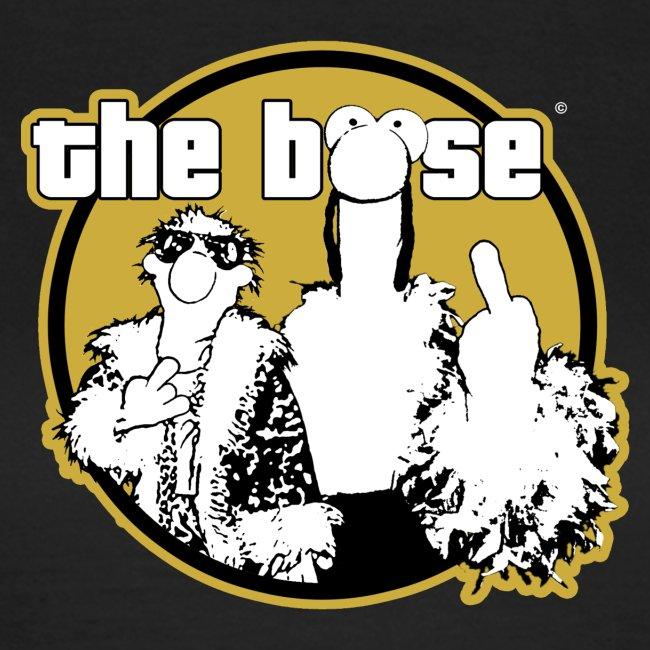 the böse - girlie - gold