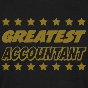 Greatest accountant T-Shirts - Men's T-Shirt