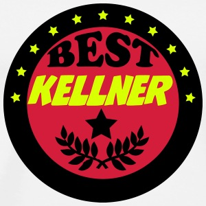 Best kellner T-Shirts - Men's Premium T-Shirt