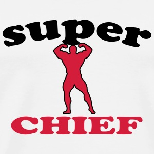 Super chief T-Shirts - Men's Premium T-Shirt