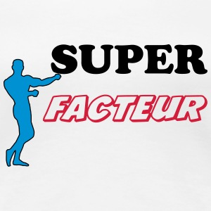 Super facteur T-Shirts - Women's Premium T-Shirt