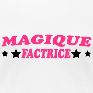 Magique factrice T-Shirts - Women's Premium T-Shirt