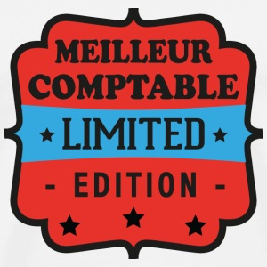 Meilleur comptable limited edition Tee shirts - T-shirt Premium Homme