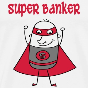 Super banker T-Shirts - Men's Premium T-Shirt
