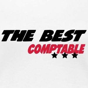 The best comptable Tee shirts - T-shirt Premium Femme