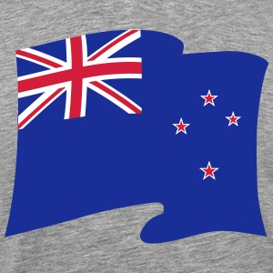 new zealand T-skjorter - Premium T-skjorte for menn