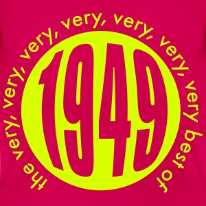 Very very very best of 1949 T-Shirts - Frauen T-Shirt