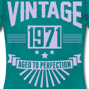 VINTAGE 1971 - Aged To Perfection  T-Shirts - Women's T-Shirt