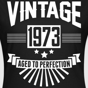 VINTAGE 1973 - Aged To Perfection  T-Shirts - Women's T-Shirt