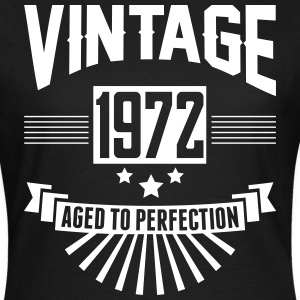 VINTAGE 1972 - Aged To Perfection  T-Shirts - Women's T-Shirt