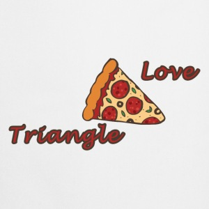 Love Triangle  Aprons - Cooking Apron