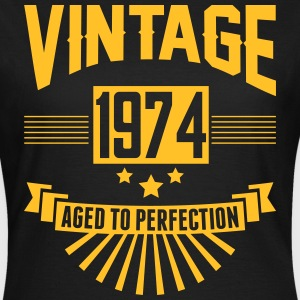 VINTAGE 1974 - Aged To Perfection  T-Shirts - Women's T-Shirt