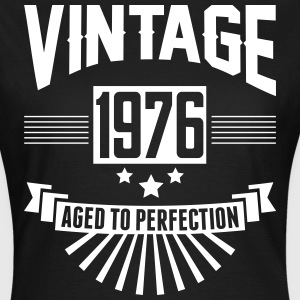 VINTAGE 1976 - Aged To Perfection  T-Shirts - Women's T-Shirt