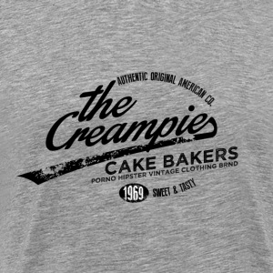 The Creampie Cake Bakers T-Shirts - Männer Premium T-Shirt