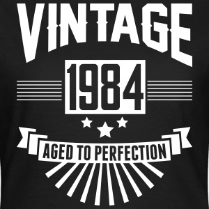 VINTAGE 1984 - Aged To Perfection T-Shirts - Women's T-Shirt