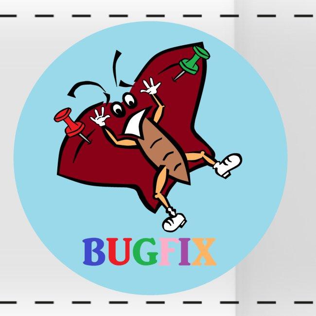 """Tasse """"Bugfix"""""""