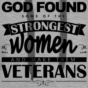 Women- Veterans Hoodies & Sweatshirts - Women's Premium Hoodie