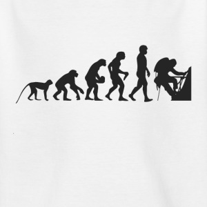 Alpiniste Evolution Tee shirts - T-shirt Ado