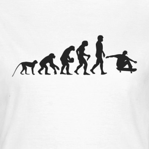 Evolution Skate T-shirts - T-shirt dam