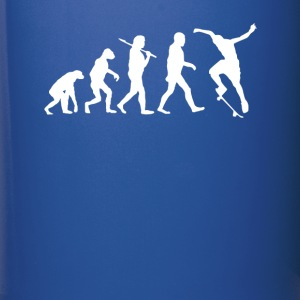 Skaters Evolution Skate T-shirt Mugs & Drinkware - Full Colour Mug