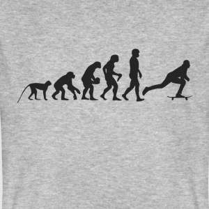 Evolution Skate T-shirts - Ekologisk T-shirt herr