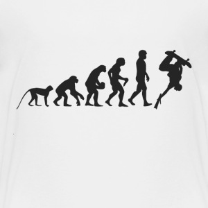 Evolution Skate Shirts - Teenager Premium T-shirt