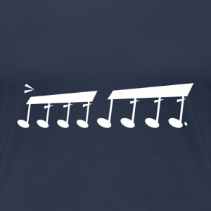 Drum  T-Shirts - Women's Premium T-Shirt