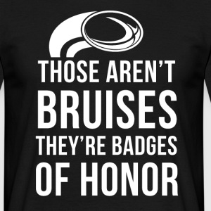 Rugby Badges of honor T-shirt T-Shirts - Men's T-Shirt