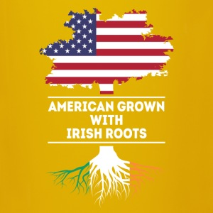 American grown with Irish Roots Irish T Shirt Mugs & Drinkware - Full Colour Mug